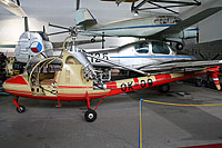 Helicopter-DataBase Photo ID:11035 HC-2 Heli Baby Aviation Museum Praha-Kbely OK-09