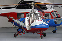 Helicopter-DataBase Photo ID:13368 HC-102 Aviation Museum Praha-Kbely OK-RXA cn:04-36