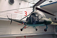 Helicopter-DataBase Photo ID:11037 HC-2 Heli Baby National Technical Museum Praha RA-05