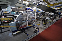 Helicopter-DataBase Photo ID:1496 Z-135A Heli Trenér Aviation Museum Praha-Kbely OK-045