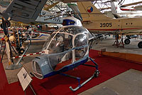Helicopter-DataBase Photo ID:13366 Z-135A Heli Trenér Aviation Museum Praha-Kbely OK-045