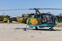 Helicopter-DataBase Photo ID:1407 IAR-316B Alouette III Romanian Air Force 122 cn:198