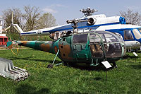 Helicopter-DataBase Photo ID:959 IAR-316B Alouette III National Museum of Romanian Aviation 51