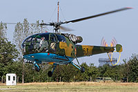 Helicopter-DataBase Photo ID:1405 IAR-316B Alouette III Romanian Air Force 53 cn:111
