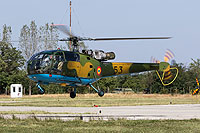 Helicopter-DataBase Photo ID:1406 IAR-316B Alouette III Romanian Air Force 53 cn:111