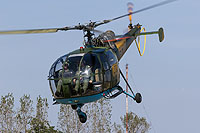 Helicopter-DataBase Photo ID:1311 IAR-316B Alouette III Romanian Air Force 53 cn:111
