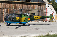 Helicopter-DataBase Photo ID:1408 IAR-316B Alouette III Romanian Air Force 57 cn:113