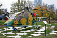 Helicopter-DataBase Photo ID:956 IAR-317 Airfox National Museum of Romanian Aviation 01