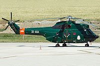 Helicopter-DataBase Photo ID:17258 IAR-330L Puma Guinee Air Force 3X-AAA cn:5533