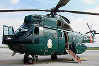 Helicopter-DataBase Photo ID:9829 IAR-330M Puma Guinee Air Force 3X-GVC cn:5533