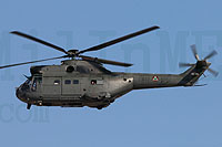 Helicopter-DataBase Photo ID:7490 IAR-330SM Lebanese Air Force L-917