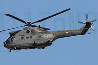 Helicopter-DataBase Photo ID:7489 IAR-330SM Lebanese Air Force L-918