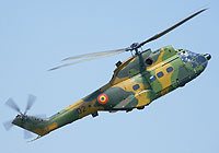 Helicopter-DataBase Photo ID:5654 IAR-330M Puma Romanian Air Force 02 cn:1313