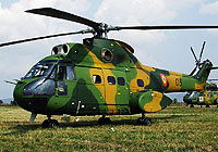 Helicopter-DataBase Photo ID:4415 IAR-330L Puma Romanian Air Force 08 cn:1368