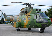 Helicopter-DataBase Photo ID:5659 IAR-330L Puma Romanian Air Force 100 cn:121