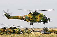 Helicopter-DataBase Photo ID:4312 IAR-330 Puma SOCAT Romanian Air Force 101 cn:146
