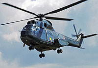 Helicopter-DataBase Photo ID:4336 IAR-330L Puma Romanian Air Force 103 cn:149