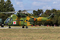 Helicopter-DataBase Photo ID:14104 IAR-330L Puma Romanian Air Force 103 cn:149