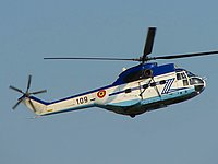 Helicopter-DataBase Photo ID:894 SA 330L Puma Special Aviation Unit 109 cn:1486