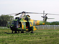 Helicopter-DataBase Photo ID:4328 IAR-330M Puma MEDEVAC Romanian Air Force 11 cn:11