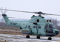 Helicopter-DataBase Photo ID:4344 IAR-330 Puma NAVAL IAR Brasov 3140 cn:3140