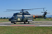 Helicopter-DataBase Photo ID:9828 IAR-330 Puma NAVAL Romanian Navy 142 cn:3160