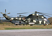Helicopter-DataBase Photo ID:4316 IAR-330L Puma Romanian Air Force 14 cn:14
