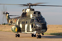 Helicopter-DataBase Photo ID:4323 IAR-330L Puma Romanian Air Force 14 cn:14