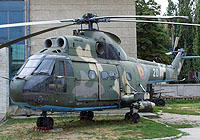 Helicopter-DataBase Photo ID:4306 IAR-330L Puma National Military Museum 20 cn:09