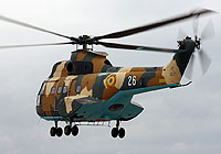 Helicopter-DataBase Photo ID:4411 IAR-330L Puma Romanian Air Force 26 cn:38