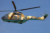 Helicopter-DataBase Photo ID:5661 IAR-330L Puma Romanian Air Force 26 cn:38