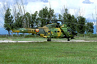 Helicopter-DataBase Photo ID:904 IAR-330 Puma SOCAT Romanian Air Force 28 cn:40