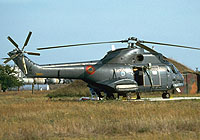 Helicopter-DataBase Photo ID:4313 IAR-330L Puma Romanian Air Force 34 cn:48