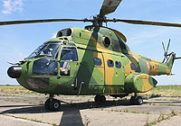 Helicopter-DataBase Photo ID:5660 IAR-330M Puma Romanian Air Force 34 cn:48