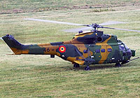 Helicopter-DataBase Photo ID:4335 IAR-330 Puma SOCAT Romanian Air Force 46 cn:63