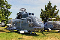 Helicopter-DataBase Photo ID:13643 IAR-330L Puma National Museum of Romanian Aviation 47 cn:67