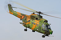 Helicopter-DataBase Photo ID:893 IAR-330 Puma SOCAT Romanian Air Force 53 cn:70