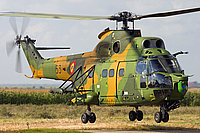 Helicopter-DataBase Photo ID:4310 IAR-330 Puma SOCAT Romanian Air Force 53 cn:70