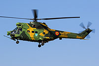 Helicopter-DataBase Photo ID:14109 IAR-330 Puma SOCAT Romanian Air Force 56 cn:73