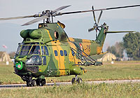 Helicopter-DataBase Photo ID:4927 IAR-330 Puma SOCAT Romanian Air Force 78 cn:129