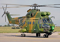 Helicopter-DataBase Photo ID:4928 IAR-330 Puma SOCAT Romanian Air Force 78 cn:129