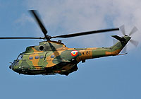 Helicopter-DataBase Photo ID:4254 IAR-330M Puma Romanian Air Force 81 cn:136