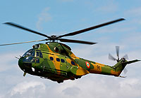 Helicopter-DataBase Photo ID:4253 IAR-330L Puma Romanian Air Force 91 cn:139