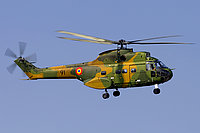 Helicopter-DataBase Photo ID:4311 IAR-330L Puma Romanian Air Force 91 cn:139