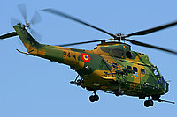 Helicopter-DataBase Photo ID:4308 IAR-330 Puma SOCAT Romanian Air Force 94 cn:119