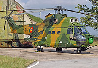 Helicopter-DataBase Photo ID:4926 IAR-330 Puma SOCAT Romanian Air Force 94 cn:119