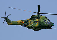 Helicopter-DataBase Photo ID:5655 IAR-330 Puma SOCAT Romanian Air Force 94 cn:119