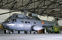 Helicopter-DataBase Photo ID:4431 IAR-330L Puma Romanian Air Force 96 cn:153