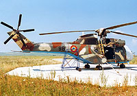 Helicopter-DataBase Photo ID:4001 IAR-330L Puma Romanian Air Force 98 cn:142
