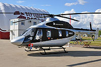 Helicopter-DataBase Photo ID:11743 ANSAT Russian Helicopters 905 black cn:030901